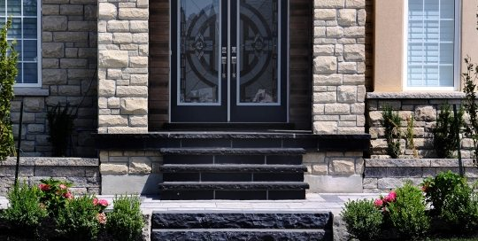 natural stone copings